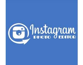 nº 5 pour Design a Logo for Instagram Photo Editor par AndriiOnof