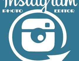 #12 untuk Design a Logo for Instagram Photo Editor oleh AndriiOnof