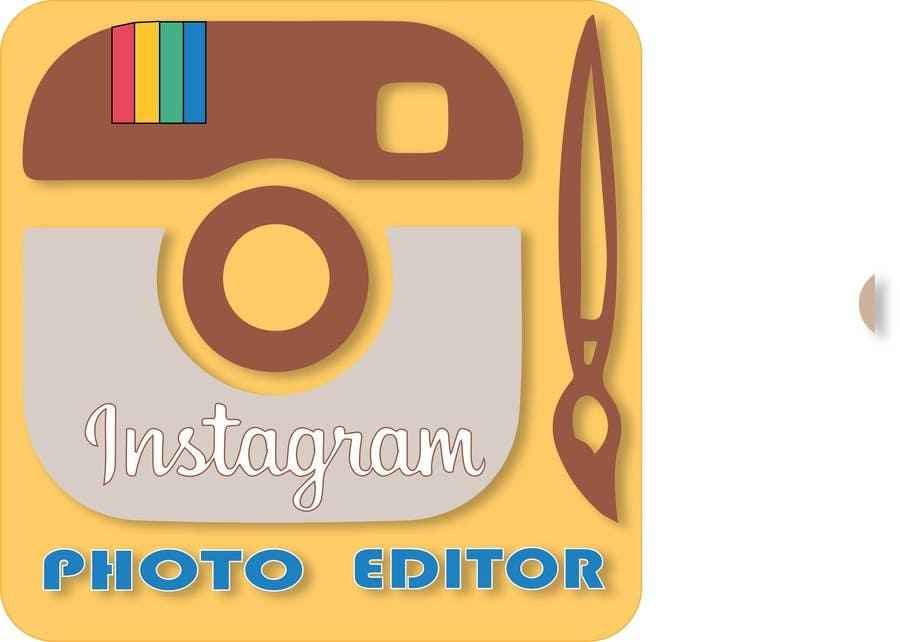 Contest Entry #21 for Design a Logo for Instagram Photo Editor