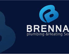 #37 cho Design a Logo for Brennan  Plumbing & Heating Services bởi pavelkhandker