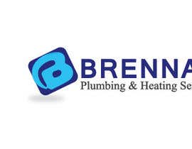 #43 for Design a Logo for Brennan  Plumbing & Heating Services by pavelkhandker