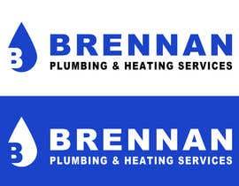 #64 for Design a Logo for Brennan  Plumbing & Heating Services af DaoMingMing