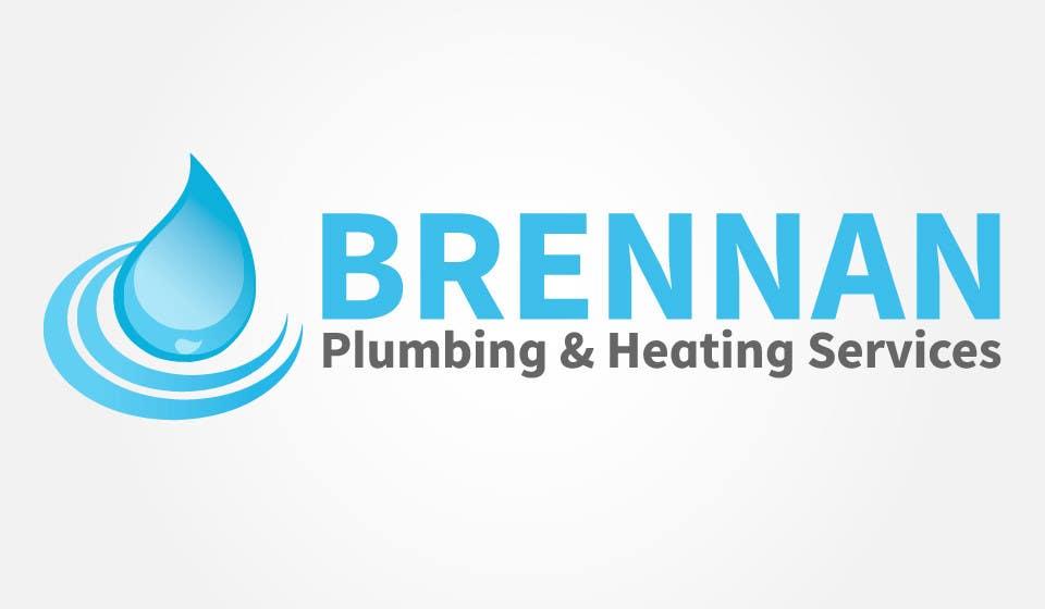 Konkurrenceindlæg #                                        65                                      for                                         Design a Logo for Brennan  Plumbing & Heating Services