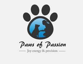 #32 untuk Designa en logo for Paws of Passion oleh jessebauman