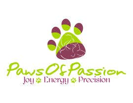 #107 cho Designa en logo for Paws of Passion bởi STPL2013