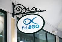 Graphic Design Konkurrenceindlæg #34 for Design a Logo for company engaged in sale of fish.
