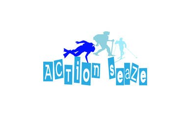 linadenk tarafından Design a Logo for Adventures( Sailing Trips Mountain Scuba diving Fishing) için no 4