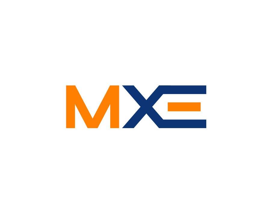 Contest Entry #39 for Design et Logo for MXE