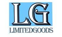 Graphic Design Entri Peraduan #190 for Logo Design for Limited Goods (http//www.limitedgoods.com)