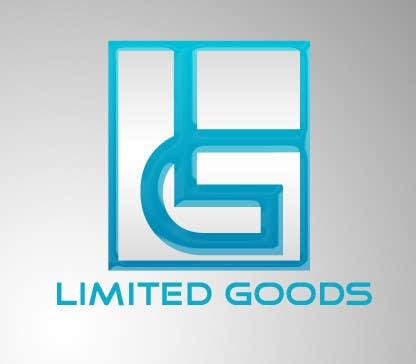 Penyertaan Peraduan #                                        99                                      untuk                                         Logo Design for Limited Goods (http//www.limitedgoods.com)