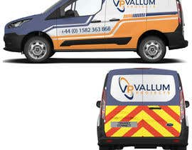 #39 for Van Design by paulall