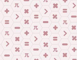 #26 for design me simple math sign background pattern (very easy one!) af vkandomedia