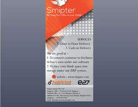 qazishaikh tarafından Design a Xstand Banner for Smipter : We bring Post Office to You için no 5