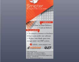 #10 for Design a Xstand Banner for Smipter : We bring Post Office to You by qazishaikh