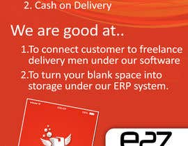 #17 for Design a Xstand Banner for Smipter : We bring Post Office to You by LampangITPlus