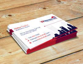 #854 для Real Estate Agent Business card от naveedahm09