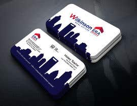 #1002 для Real Estate Agent Business card от Hedait