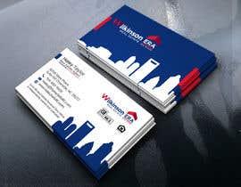 #941 для Real Estate Agent Business card от habibabgd