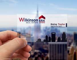 #866 для Real Estate Agent Business card от kamal3762