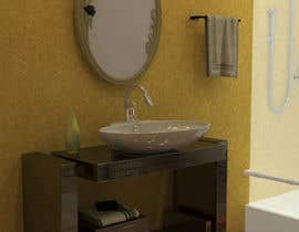 #18 for Design & Render 5 square meter bathroom. by sumangxsols