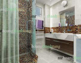 #15 for Design & Render 5 square meter bathroom. by mrhoangthanhtung
