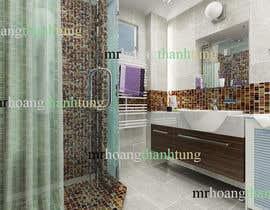 #15 for Design & Render 5 square meter bathroom. af mrhoangthanhtung