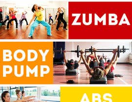 #3 for Zumba Abs Body Pump A5 Flyer af jk94