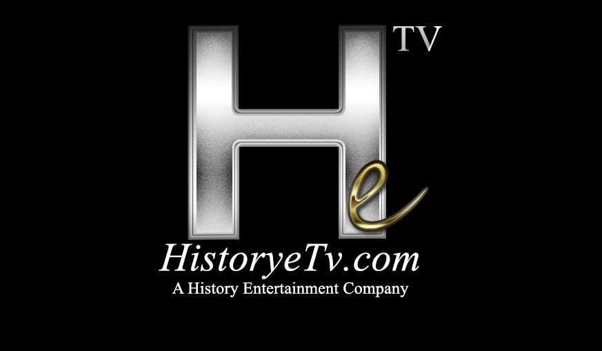 Kilpailutyö #15 kilpailussa Design a Logo for  History entertainment LLC