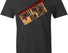 #195 for T-shirt design by reddmac