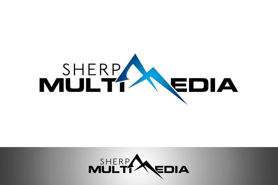 Kilpailutyö #107 kilpailussa Logo Design for Sherpa Multimedia, Inc.