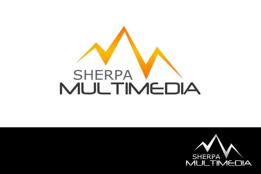 Contest Entry #123 for Logo Design for Sherpa Multimedia, Inc.