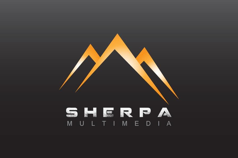 Penyertaan Peraduan #354 untuk Logo Design for Sherpa Multimedia, Inc.