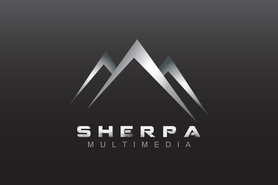 Kilpailutyö #351 kilpailussa Logo Design for Sherpa Multimedia, Inc.