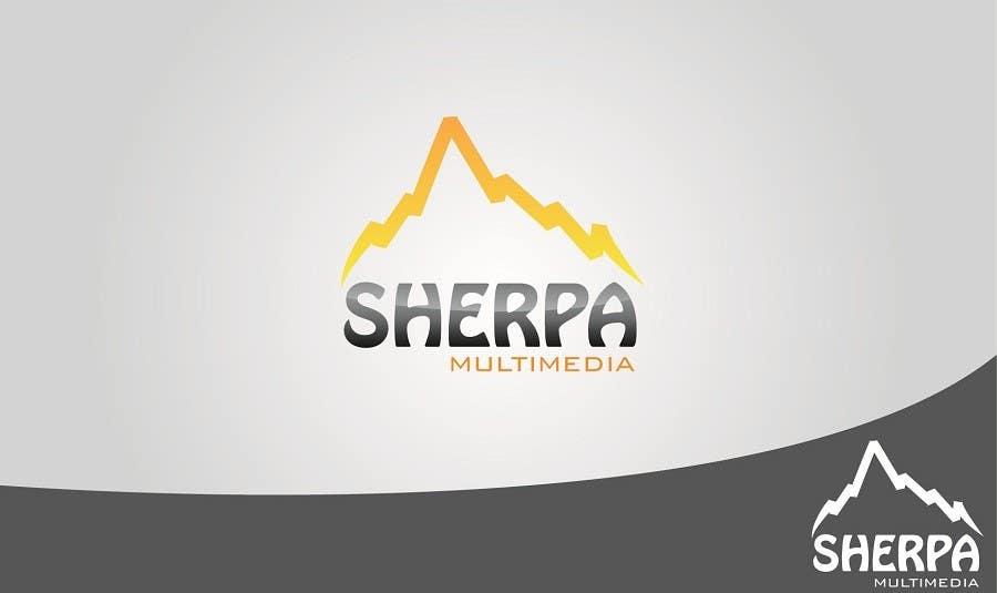 Penyertaan Peraduan #291 untuk Logo Design for Sherpa Multimedia, Inc.