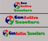 Contest Entry #13 for Logo Design for ComActive Scooters