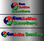 Contest Entry #16 for Logo Design for ComActive Scooters