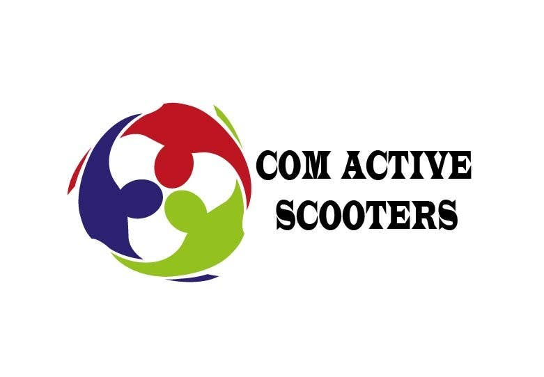 #18 for Logo Design for ComActive Scooters by anwarbappy