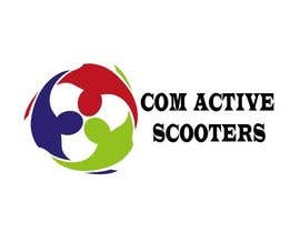 nº 18 pour Logo Design for ComActive Scooters par anwarbappy