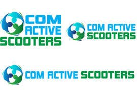 #11 cho Logo Design for ComActive Scooters bởi thephzdesign