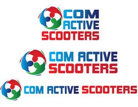 #26 cho Logo Design for ComActive Scooters bởi thephzdesign