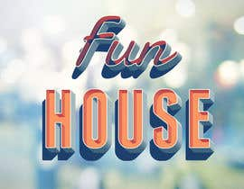#114 untuk Design a Logo for Our new Dance band - FUNHOUSE oleh GreyStoneGraphic