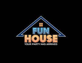 #126 untuk Design a Logo for Our new Dance band - FUNHOUSE oleh emon356