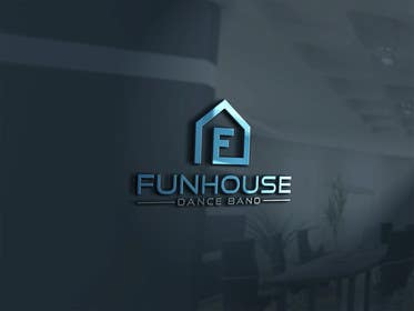 #67 untuk Design a Logo for Our new Dance band - FUNHOUSE oleh ydgdesign