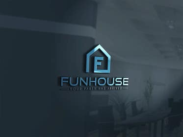 #113 untuk Design a Logo for Our new Dance band - FUNHOUSE oleh ydgdesign