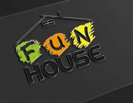 #107 untuk Design a Logo for Our new Dance band - FUNHOUSE oleh infosouhayl