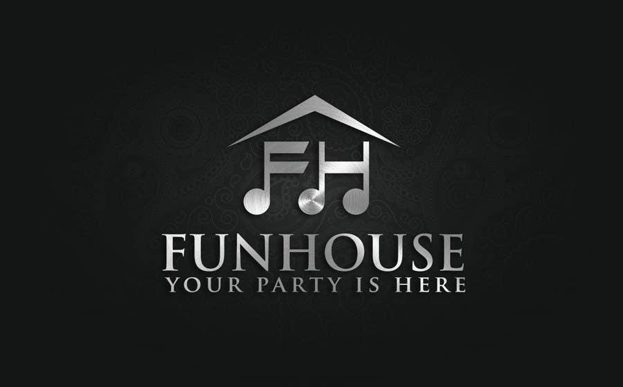 Inscrição nº 106 do Concurso para Design a Logo for Our new Dance band - FUNHOUSE