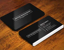#22 for Business card by aktar201175