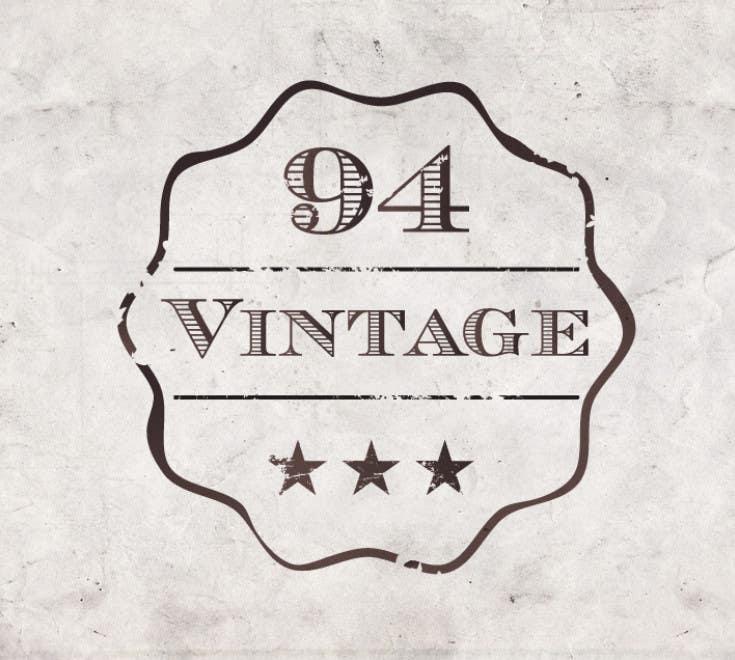 Konkurrenceindlæg #                                        15                                      for                                         Design a logo for a new online vintage clothing store