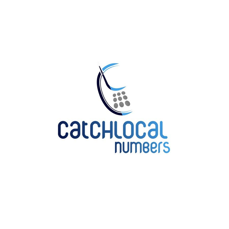 Contest Entry #                                        6                                      for                                         Design a Logo for CatchLocal Numbers