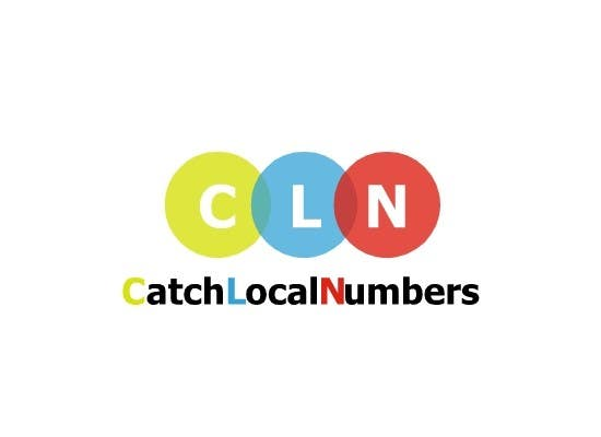 Contest Entry #                                        20                                      for                                         Design a Logo for CatchLocal Numbers